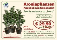 Angebot endet bald – 3er Bündel Aronia Nero