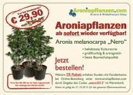 Top Angebot: 3-er Set Aronia Nero