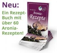 Erstes Aronia-Rezeptbuch pünktlich zur Aroniaernte erschienen!